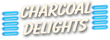 Charcoal Delights Restaurant Logo